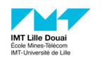 IMT Lille Douai annonce la nomination  de Céline FASULO au poste de Directrice adjointe  et de Bertrand BONTE au poste de Directeur des programmes
