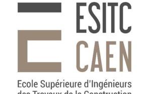 """Mastère Spécialisé """"Expert en Ouvrages Maritimes et Portuaires"""" : l'ESITC Caen démarre sa campagne de recutement 2018-2019 après l'inauguration de son canal à houle unique en France"""