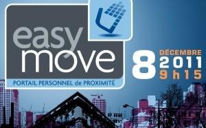 """Pôle TES :  lancement de la plateforme multi-applications """"EasyMove"""" et colloque sur Le coffre-fort électronique"""